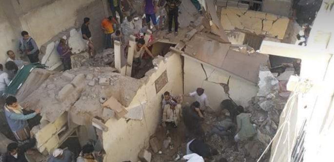 Sana'a Yemen - May 16 - House